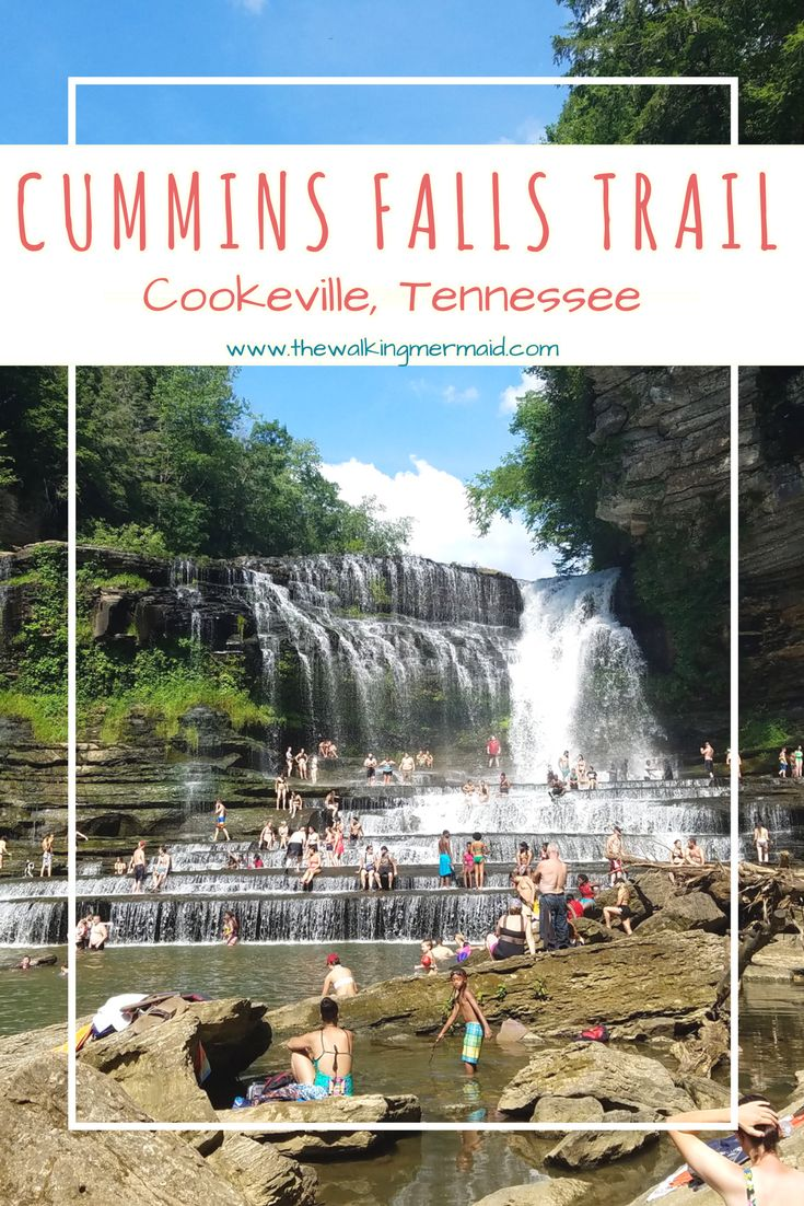 Cummins Falls, Cookeville, Tennessee