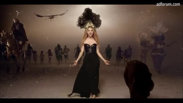 """#1 """"La La La (Brazil 2014)"""" for Activia (by Vinizius/Y&R SA) World Cup fever...Shakira follows up her World Cup 2010 anthem with this emotion-stirring sequel."""
