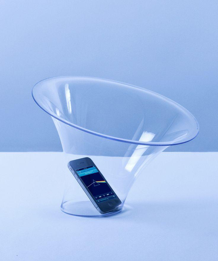 Minimal Modern Loudspeaker Dotandbo.com. Glass BowlsLoudspeakerDorm  RoomSpeakersAwesome ... Part 57