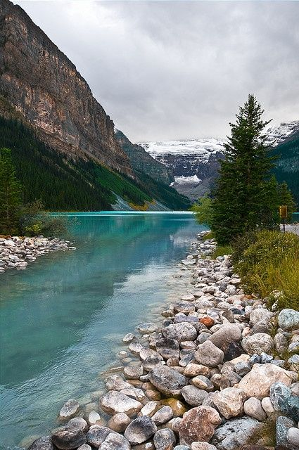 Lake Louise, Banff, Canada.