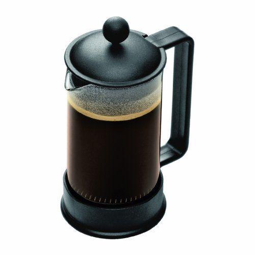 bodum brazil 3 cup french press coffee maker 12 oz black bodum http