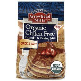 Arrowhead Mills Gluten-Free Pancake & Baking Mix