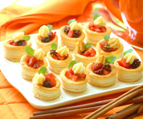 Finger food for baby shower baby shower ideas - Aperitivos para baby shower ...