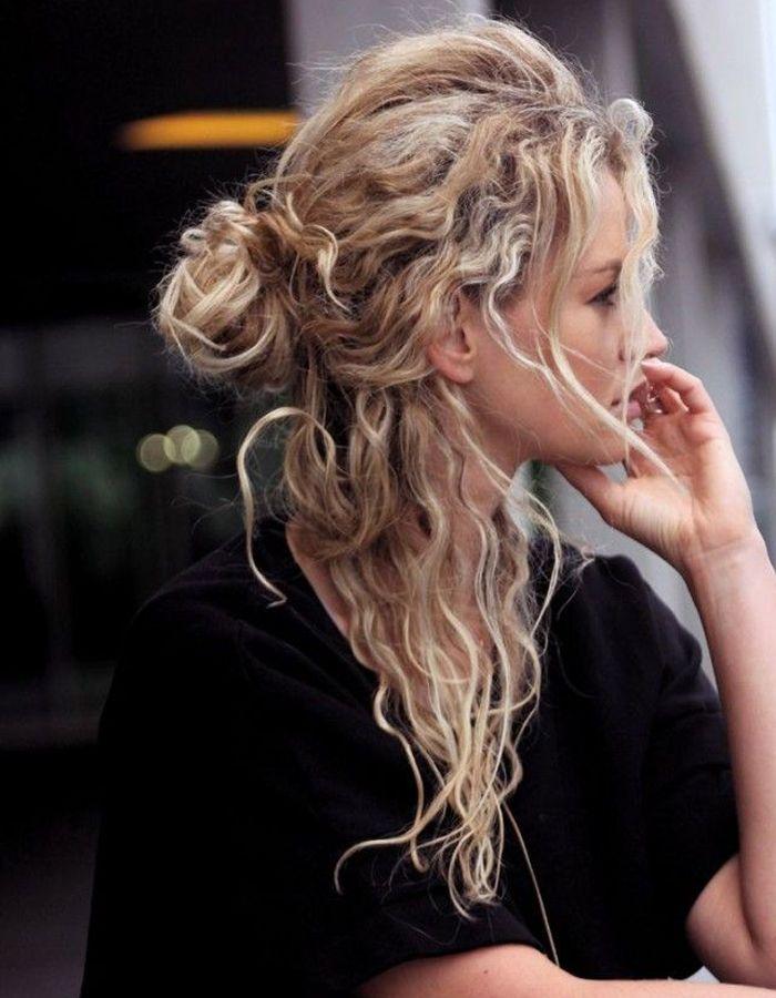 Kıvırcık Saç Modelleri