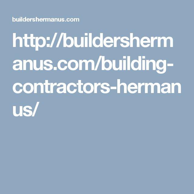 http://buildershermanus.com/building-contractors-hermanus/