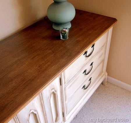 Redone  Dresser