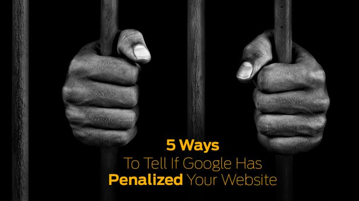 5 Ways to Tell If Google Has Penalized Your Website http://goo.gl/X4uaUv #Website