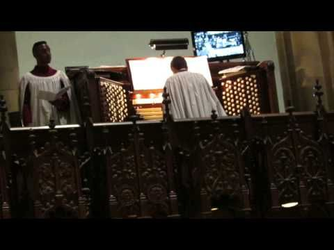 Easter 2014 - Presentation Hymn - Cathedral Of St. John The Divine, NYC - YouTube