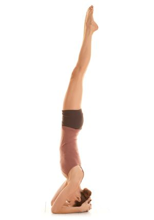 Master your headstand with this 4-step guide
