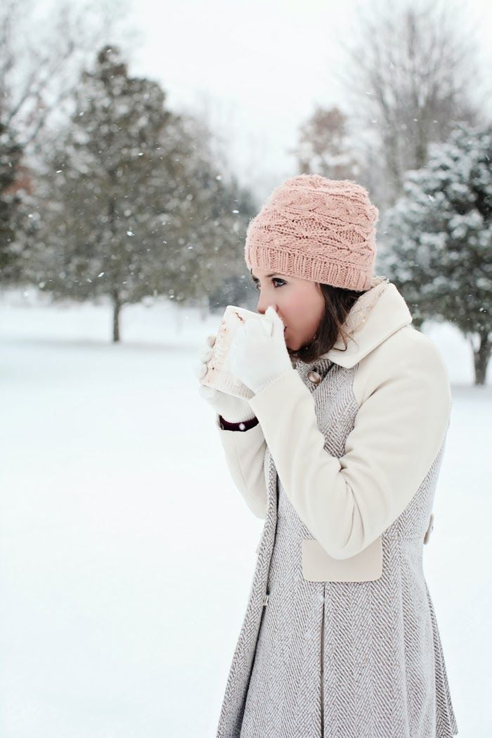 """""""Hot coffee and cold winter mornings are two of the best soul mates who ever did find each other."""" ~Terri Guillemets"""