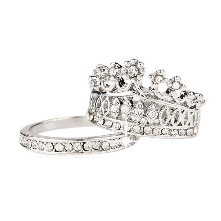 Best 25+ Princess crown rings ideas on Pinterest