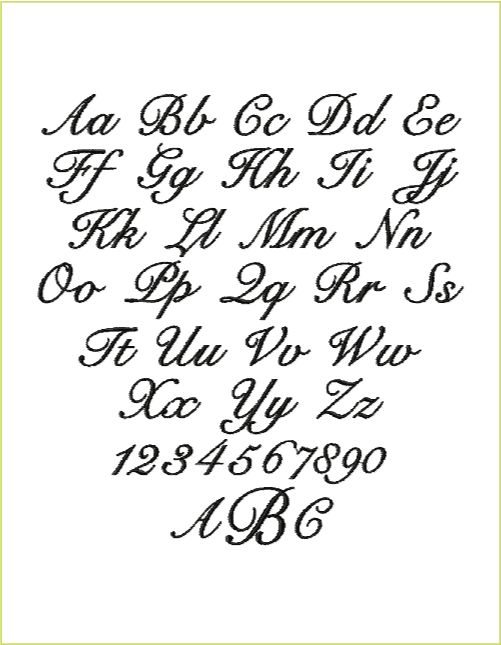 17 best ideas about handwriting fonts on pinterest letter fonts