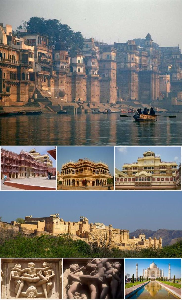 Golden Triangle Tour 10n/11d - Tours From Delhi - Custom made Private Guided Tours in India - http://toursfromdelhi.com/golden-triangle-tour-package-10n11d-delhi-jaipur-agra-gwalior-orchha-khajuraho-varanasi/