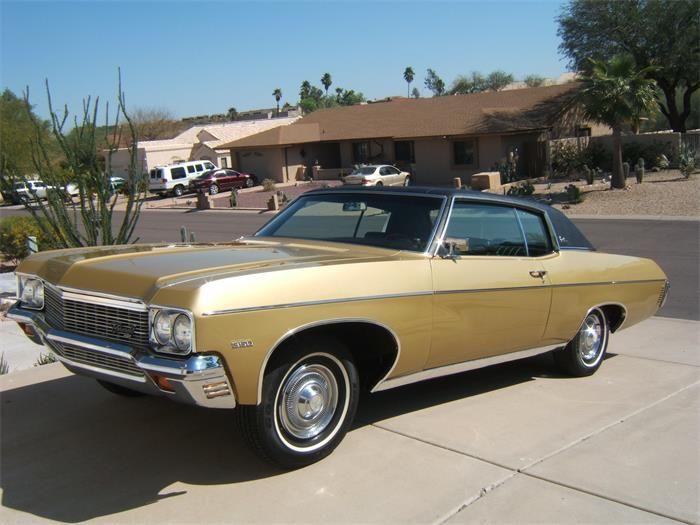 1970 Impala For Sale 1970 Chevrolet Impala Classic