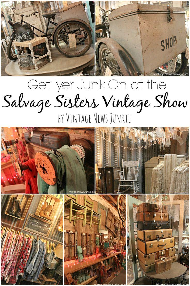 Opalfruitcake Junk Shop Treasures Vintage Delights Chest Of ... | furniture junk shop online