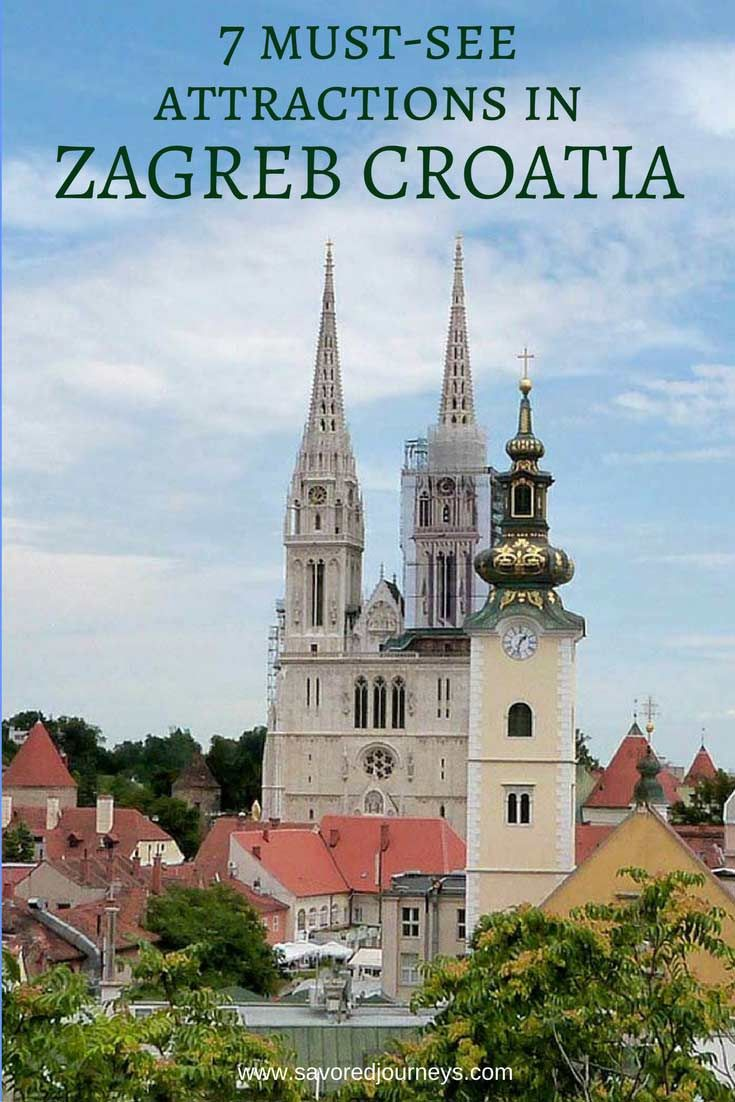 8 Top Things To Do In Zagreb Croatia Zagreb Croatia Zagreb Croatia