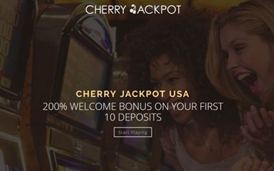 Welcome to Cherry Jackpot Casino #USA! Cherry jackpot offers more than 150 of the best online #casino games & up to $20,000 in bonuses. Start Playing now!