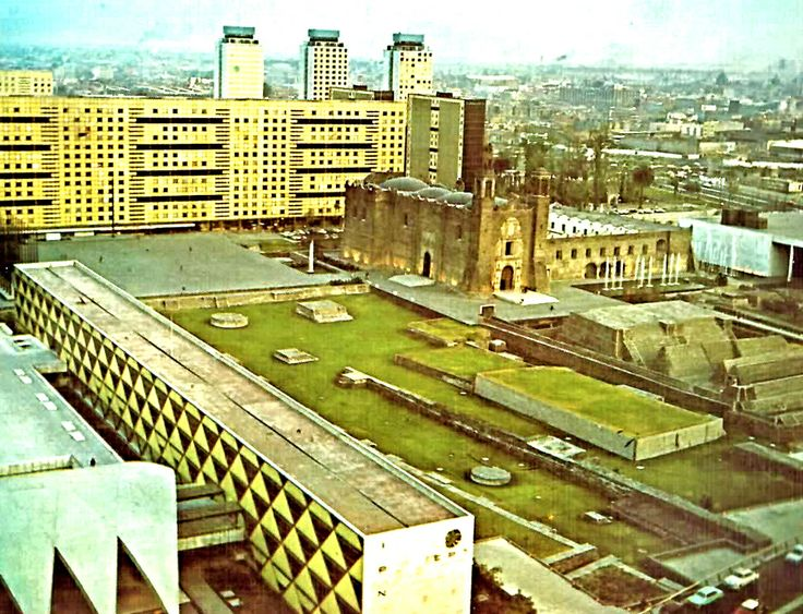 320 best architecture images on pinterest architects beautiful mxico df 1963 arqs mario pani y luis ramos the plaza of three cultures and the nonoalco tlatelolco housing development mexico city 1963 sciox Images