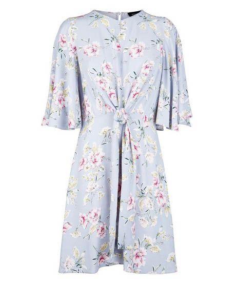 Romantic Dresses: New Look, $54, newlook.com