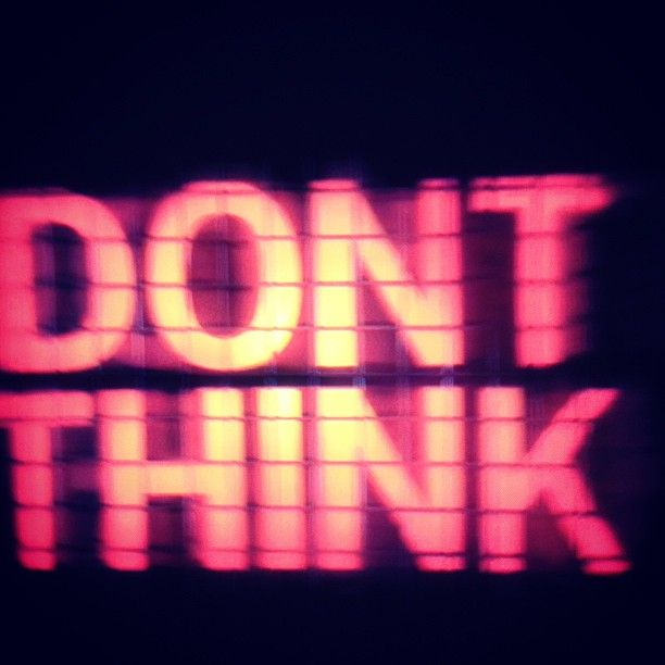 #disfruta #enjoy #dontthink