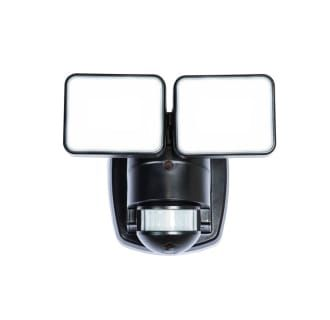"""View the Heath Zenith HZ-5846 2 Light 7-1/4"""" Wide Integrated LED Outdoor Dual Head Flood Light - Motion Sensor Activated at Build.com."""
