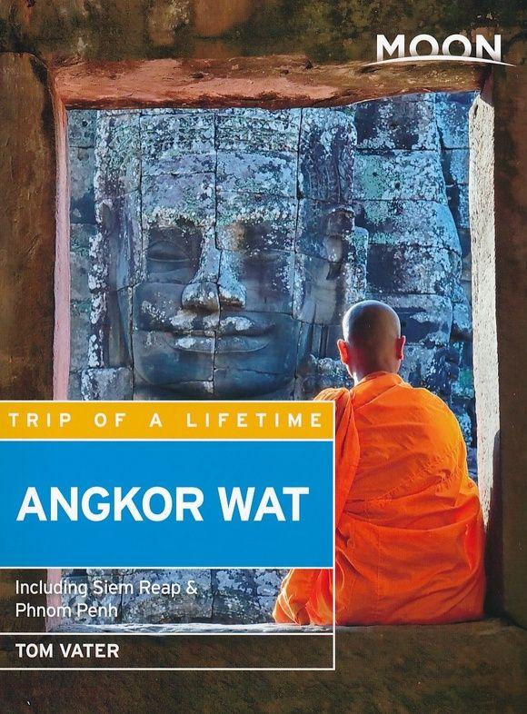 Reisgids Angkor Wat (Cambodja)   Moon