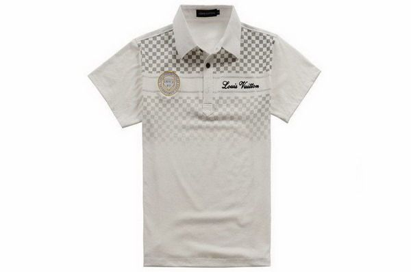 polo ralph lauren outlet uk Louis Vuitton Men's Polo Shirt White http://www.poloshirtoutlet.us/