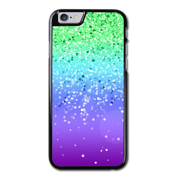 Two Colors Glitters Phonecase for iPhone 6/6S Brand new.Lightweight, weigh approximately 15g.Made from hard plastic, also available for rubber materials.The case only covers the back and corners of your phone.This case is a one-piece case that covers the back and sides of the phone. There is no front for the case.This is a non-peeling nor a non-fading print. Meaning, over time it will continue to look just as amazing as it did when you first received it.