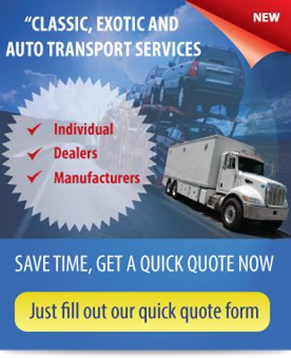 Check our most recent Car Transport Chicago Shipping Route Info at: Illinois to New York Auto Transport Shipping.