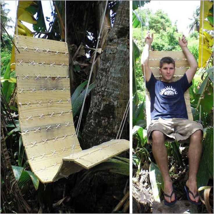 diy pallet furniture ideas   ... : DIY Wood Pallet – 20 Creative Furniture Idea   Top Home Ideas