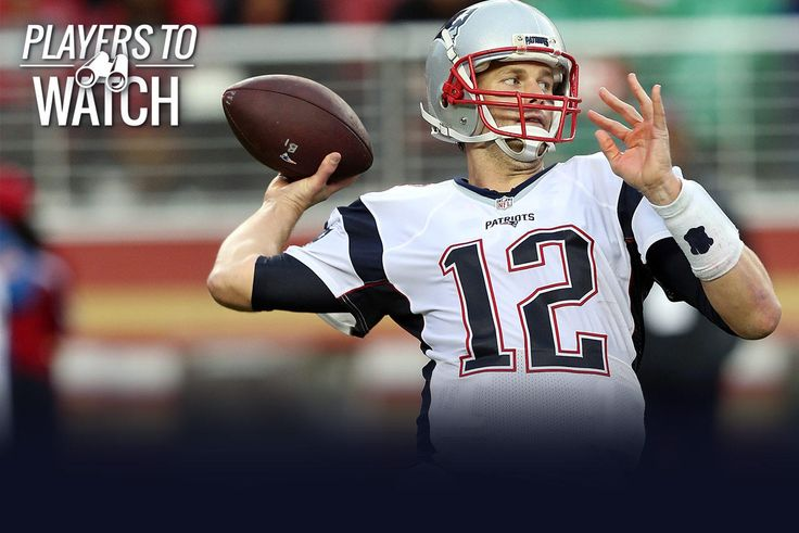 BRADY..PFW's Andy Hart shares his players to watch during the Patriots Week 12 game against the New York Jets.