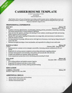 Cashier-Resume-Template-Professional