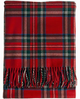 Pendleton Merino Wool Blanket - Kaufmann Mercantile (looks like the blanket we had in the car back home)