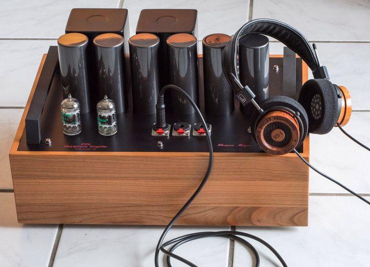 Thomas Mayer Headphone Amplifier