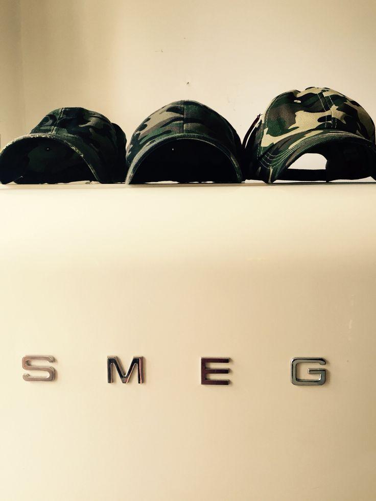 Camouflage on a SMEG