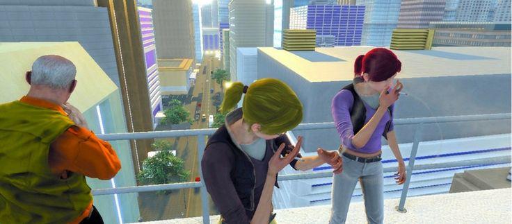 La réalité virtuelle au service de la psychiatrie