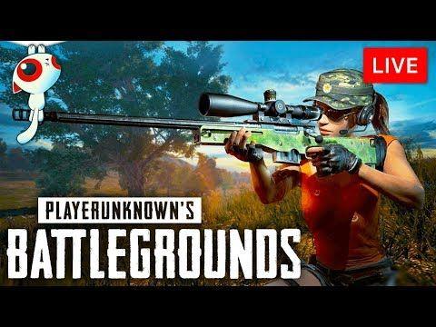 Обновление в PUBG | Новое оружие и туман в PlayerUnknown's Battlegrounds / СТРИМ #36 https://youtu.be/BVwpn8I3KBA