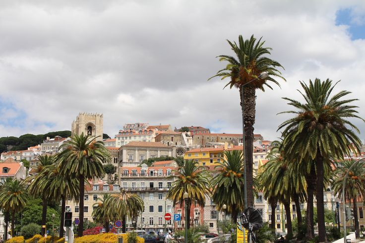 Portugal / Lisbon, view of the city. July 2014