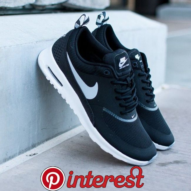 Bait Inc On Instagram Nike Women S Air Max Thea In Black Wolf