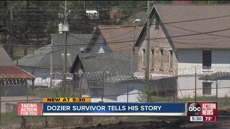 Dozier School for Boys survivor Captain Bill Nelson speaks out for first...
