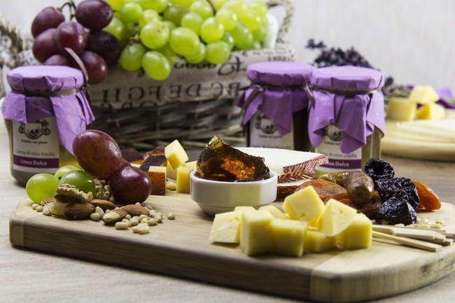 """Желе Sughi del Principe из красного винограда """"Marsala"""" для сыров Горгонзола, Рагуза (160 г) - Бутик Боффо"""