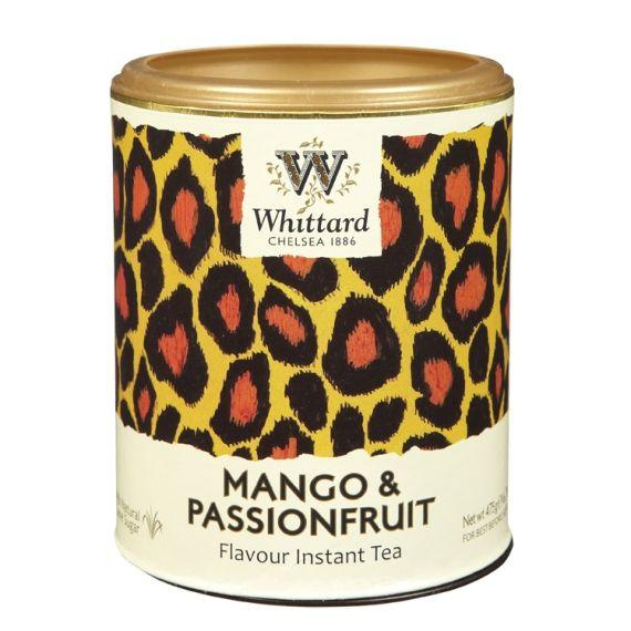 mango & pasionfruit tea
