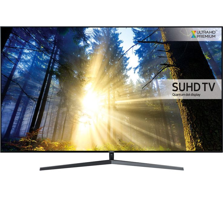"SAMSUNG  UE49KS8000 Smart 4k Ultra HD HDR 49"" LED TV Price: £ 1249.00 Experience stunning 4k visuals with plenty of smart TV options using the Samsung UE49KS8000 Smart 4k Ultra HD HDR 49"" LED TV . Quantum Dot Colour Expressing over 1 billion colours on the 49"" 4k screen, Quantum Dot Display helps to create true to life colours to enhance your viewing experience. See content exactly as the..."