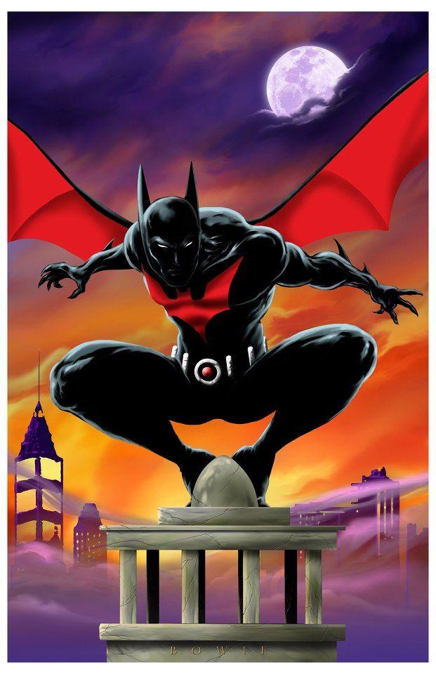 Batman Beyond - Damon Bowie