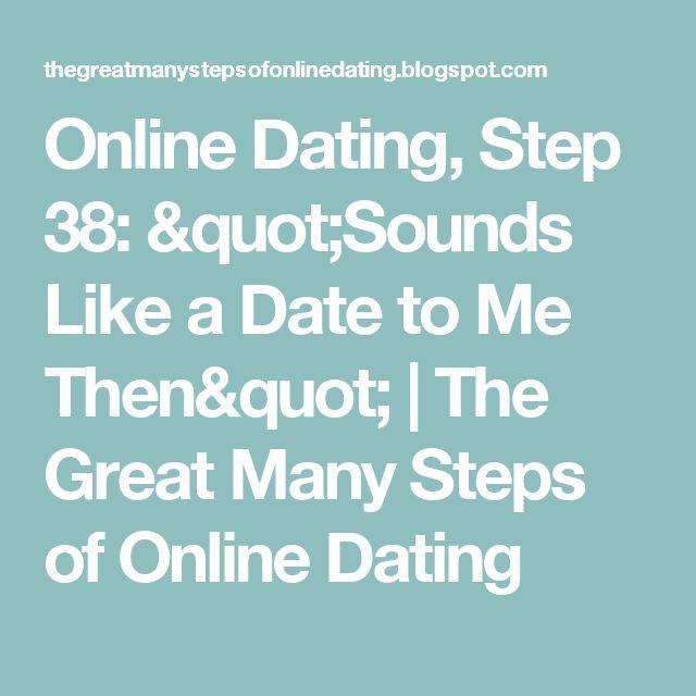 Online dating blogspot