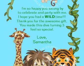 Selva safari zoo animales tema orejas diadema cumpleaños