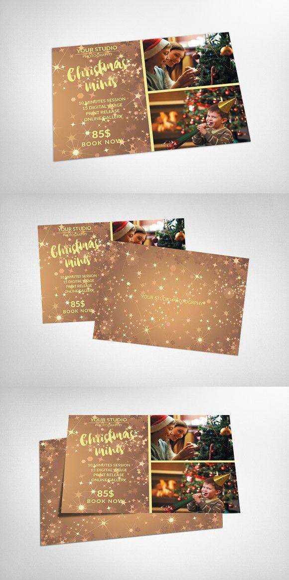 Vintage Merry Christmas Card #apple #background | Creative Card ...