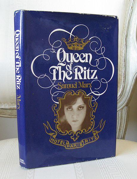 Queen of the Ritz ~ 1st Ed.