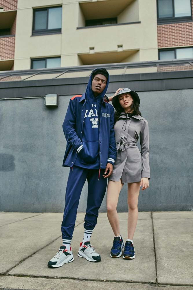 13f30ed1 Under Armour Looks to Its Roots for the Forge 96's First Lookbook ...
