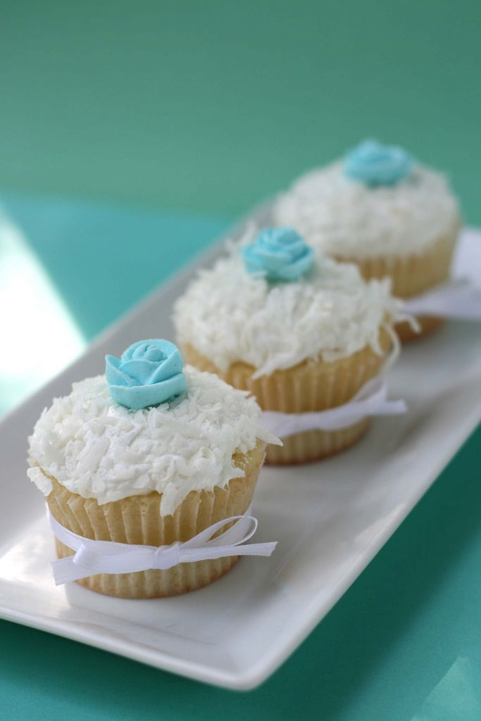 Whisk Kid: Almost - {Coconut Cupcakes}